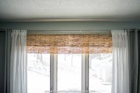 Bamboo Curtains For Windows Bamboo Shades Or Curtains Www Cintronbeveragegroup