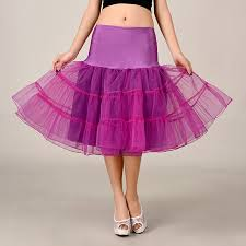 fuschia wedding dress 2016 fuschia petticoat summer dress mini a line skirts crinoline