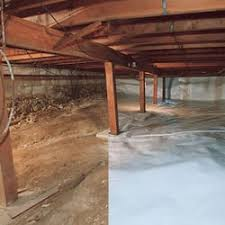 Basement Dewatering System by Ohio Basement Systems Contractors Twinsburg Oh Phone Number