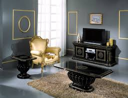Black And Gold Living Room Furniture Black And Gold Living Room Furniture Kit Black And Gold Living