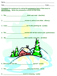 grammar skills workbook sample