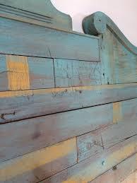 diy headboard from a vintage door lasso the moon dirty arafen