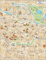 France Physical Map by Amiens Map