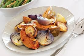 Roasted Vegetables Recipe by Rosemary Thyme U0026 Sea Salt Roasted Vegetables