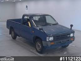 nissan blue truck used nissan datsun truck from japan car exporter 1112123 giveucar