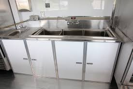 Mobile Kitchen ATC Trailers - Mobile kitchen sink