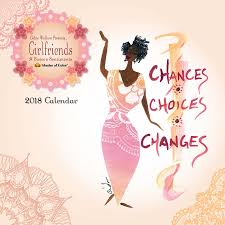 shades of color 2018 african american calendar black calendars