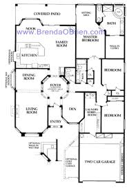 3 master bedroom floor plans saddlebrooke floor plan cambria model lg