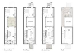recommended row home floor plan new home plans design celebrate