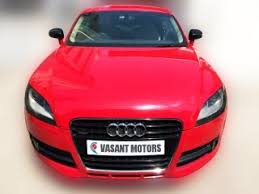 used audi tt coupe for sale 7 used audi tt in india with offers now cardekho