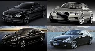 photo comparison bmw gran coupe vs audi sportback vs mercedes
