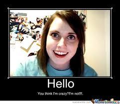 Crazy Meme Girl - crazy girl by adolfskittler meme center