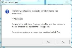 excel vba saving a macro enabled workbook from a template
