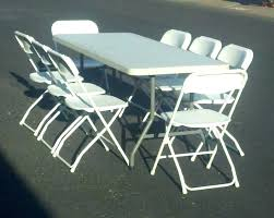 party table and chairs for sale folding tables and chairs boromir info
