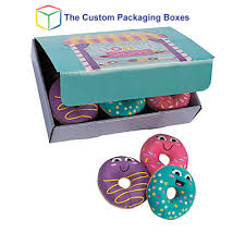 personalized donut boxes custom donut boxes premium quality packaging boxes