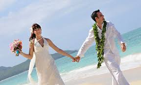 hawaiian weddings ideas of hawaiian wedding reception weddingelation