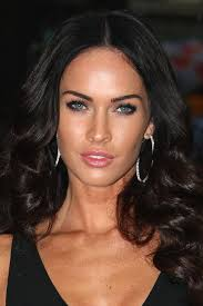 hairstyles for brown hair and blue eyes dark brown hair color ideas for blue eyes
