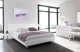ambiance chambre déco chambre blanche et grise gautier alisa