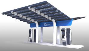 new kw evgo installing first 350 kw ultra fast public charging station in