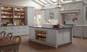 modern shaker kitchens modern kitchen with light grey cabinets omega norma budden