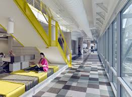 Office Designer An Ad Agency U0027s Unconventional Redesign That Wowed Employees And