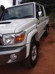 land cruiser 70 pickup used toyota land cruiser 70 4 5d double cab bakkie v8 for sale