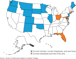 Boston College Map Government Workers See Cola Cuts Squared Away Blog