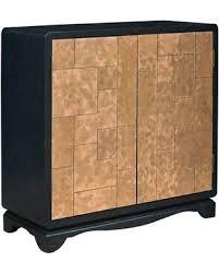 Pulaski Bar Cabinet New Savings On Pulaski Furniture Black Leather And Copper Bar