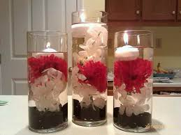 Wedding Centerpieces Floating Candles And Flowers by 26 Best Table And Centerpiece Ideas Images On Pinterest