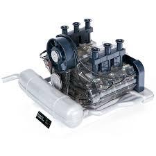 porsche 911 engine porsche 911 engine model in scale 1 4 at selva
