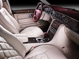 black bentley interior bentley arnage saloon review 1998 2009 parkers