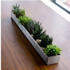 large metal planter boxes open travel