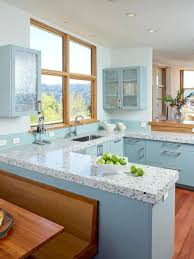 Blue Kitchen Cabinets Inspiring Full Size And Brown Rustic Ideas Kitchen Rustic Blue