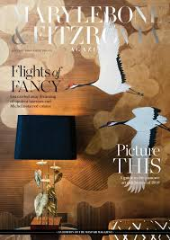 marylebone u0026 fitzrovia magazine january 2018 by runwild media