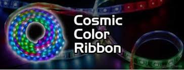 cosmic color ribbon how it works carrollights neatlights