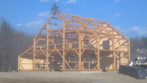 pre cut timber frames for buildings storage garages and more