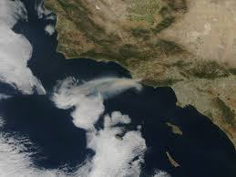 California Wildfires Ventura County by Springs Fire California Image Of The Day