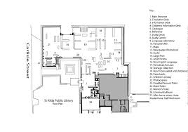 Floor Plan Of A Library by File Floor Plan Of St Kilda Jpg Wikipedia
