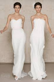 oscar de la renta wedding dresses fall 2011 wedding inspirasi