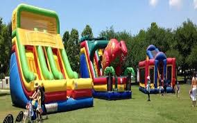 Outdoor Inflatables Global Outdoor Inflatables Market 2018 Airquee