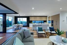 modern open floor house plans open plan house contemporary open plan living space small open floor