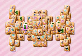 themed tiles play with candy themed tiles in mahjong diamonds mahjong