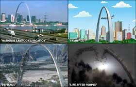 Gateway Arch Movies And Tv Love To Show The Arch U2013 And Sometimes Wreck It