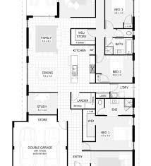 Four  Bedroom ApartmentHouse Plans Architecture  Design - Four bedroom house design