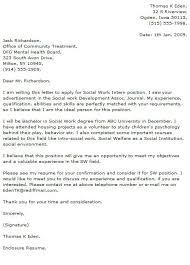 social work cover letter 2 social worker cover letter exle 2 publish work babrk