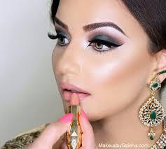 tutorial of smokey 2016 eyes black smoky makeup pink india stan makeup tips with bridal makeup step by step with step by step plete indian bridal makeup