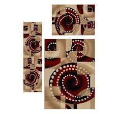 area rugs marvelous dining room rugs in 3 piece rug sets
