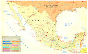 Mexico City Metro Map by Map Of Mexico Cancun Riviera Maya And Mexico City Inside Map