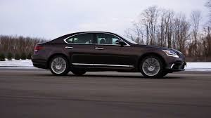lexus ls 2013 2013 lexus ls 460 first drive consumer reports youtube