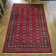 Pakistan Bokhara Rugs For Sale Pakistan Mori Bokhara Rug In Red 154 X 243 Cm 5 U00276 X 8 U0027